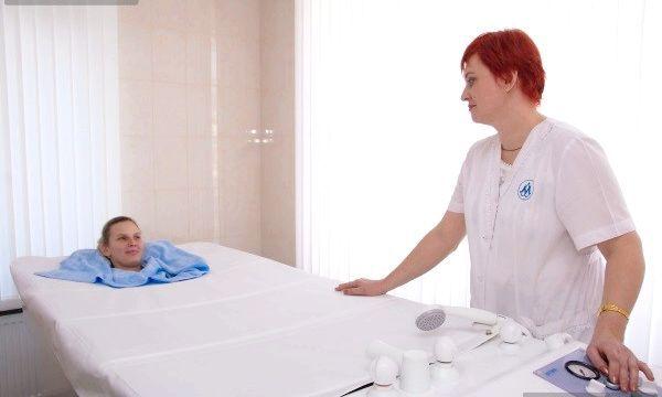 Суха вуглекисла ванна: показання та особливості