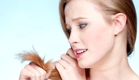 Сухі кінчікі волосся - що робити и как відновіті в домашніх условиях?