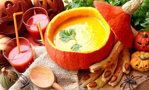 Суп-пюре з гарбуза: кращі рецепти