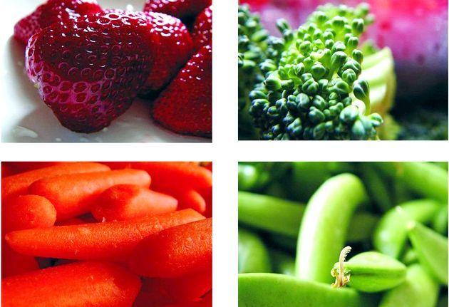 Супер-продукти для здоров'я та схуднення