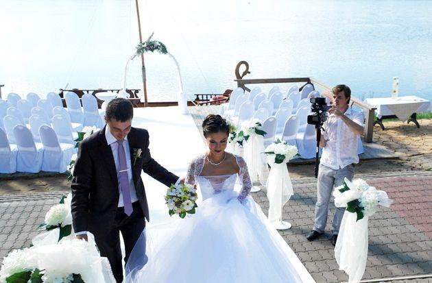 Весілля на природі - поради та рекомендації