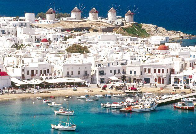 Весілля на острові Крит