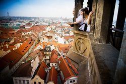 Весілля в Празі