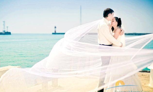 Весілля в сочи - Справжній рай для закоханих сердець!