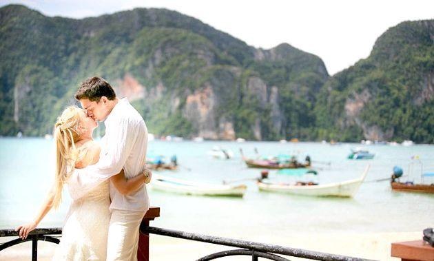 Весілля в Тайланді - весільна Церемонія в Таїланді
