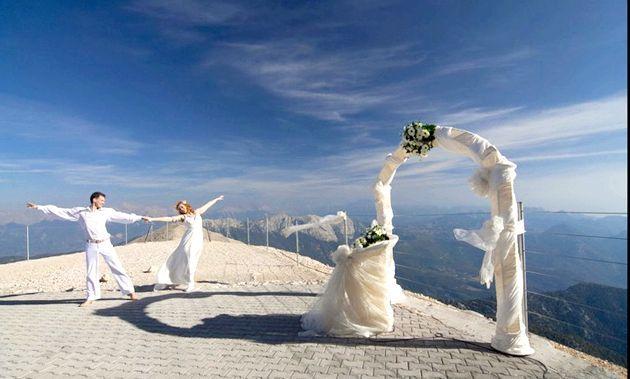 Весільна арка - спосіб создания або як сделать