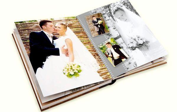 Весільна фотокнига фото
