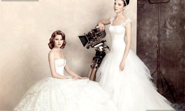 Весільні сукні від oscar de la renta (фото)