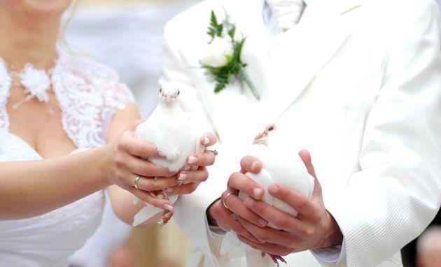 Весільні повір'я та прикмети