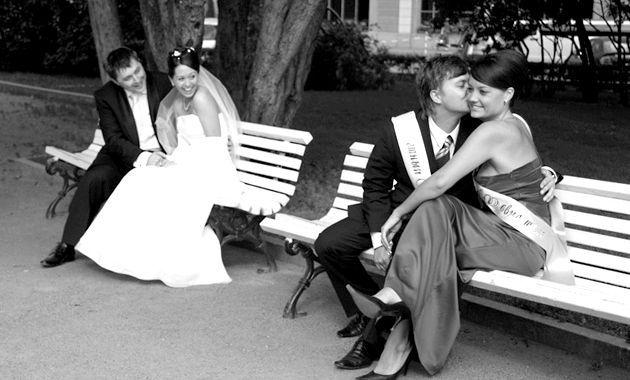 Свідок на весіллі: обов'язки