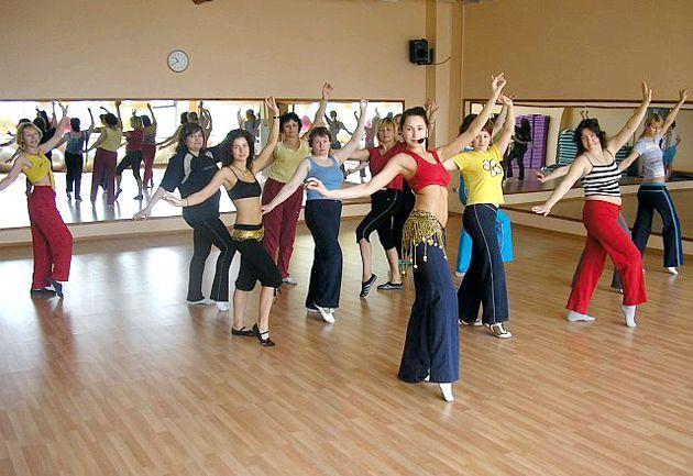 Танець живота - танець життя!