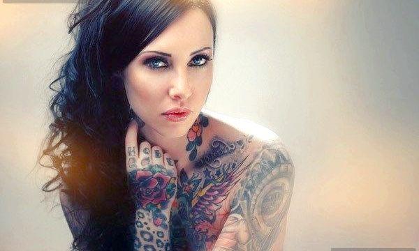 Татуювання троянда: значення і фото
