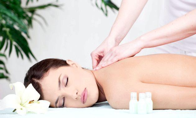 Техніка ручного антицелюлітного масажу і лімфодренажа