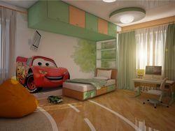 Текстиль в дитячу кімнату для хлопчика