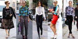 Тенденції вуличної моди весна-літо 2014