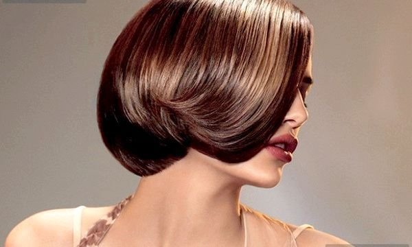 Тонування волосся (фото)