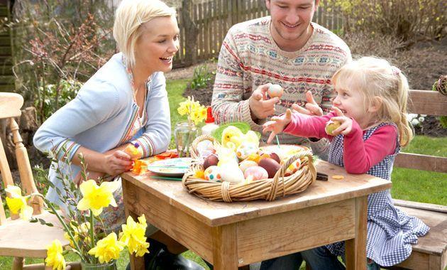 Традиції святкування паски в різних країнах світу
