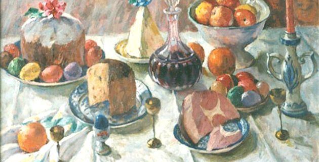 Традиційні великодні рецепти