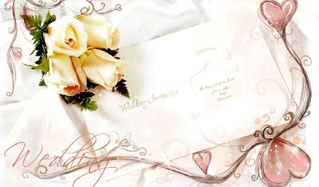 Традіційні запрошення на весілля