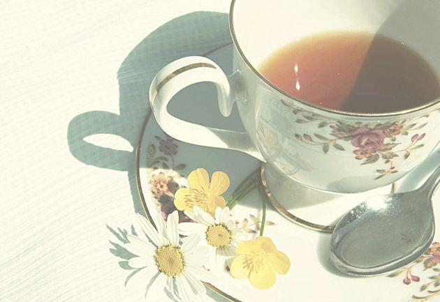 Трав'яний чай для краси і стрункості