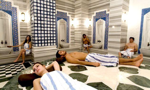 Турецькі лазні - стародавній секрет краси та молодості!