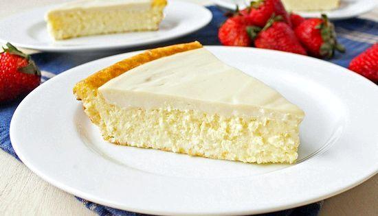 Сирний кекс в мультиварки: швидкий рецепт смачного кексу з покроковим фото