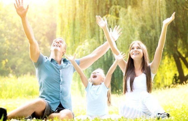 Прислухайтеся до своєї дитини, любите його і будьте щасливі!