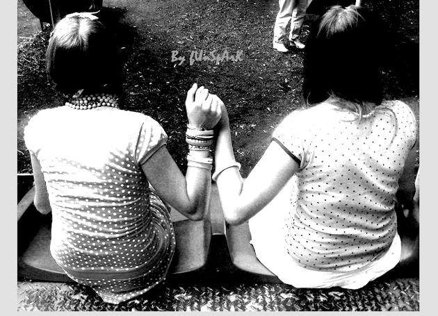 Вчимо дитину правильно дружити