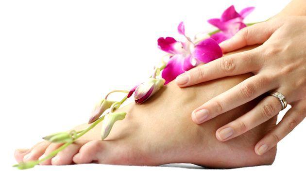 Догляд за ногами, стопами ніг, педикюр - готуємо ніжки до літа