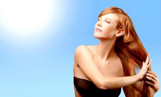 Догляд за волоссям в літній час - поради, рецепти масок для волосся