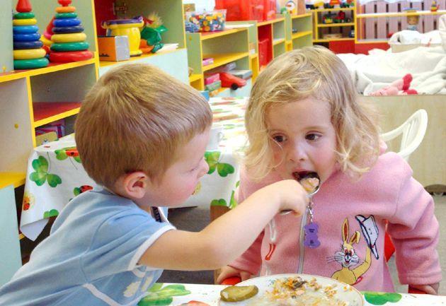 Зміцнюємо імунітет дитини, яка відвідує дитячий садок