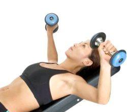 Вправи для грудних м'язів: гарні груди без імплантів