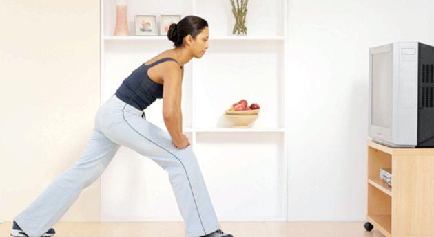 Вправи для проблемних зон будинку