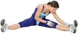 Вправи на розтяжку для схуднення