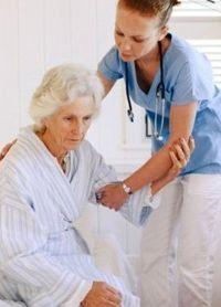 Послуги професійної доглядальниці для рідної людини.