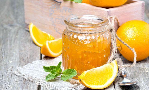 Варення з апельсинів: рецепти