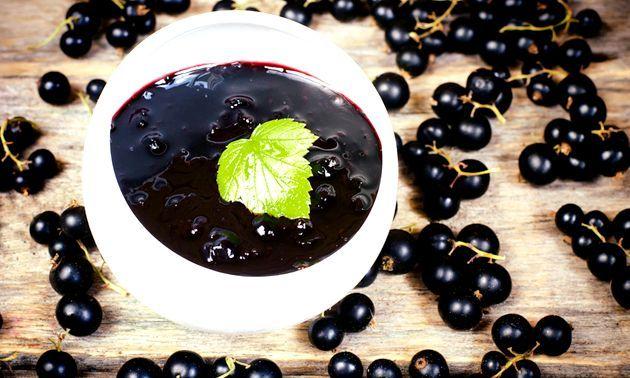 Варення з чорної смородини: рецепти