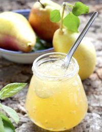 Варення з груш - рецепти приготування