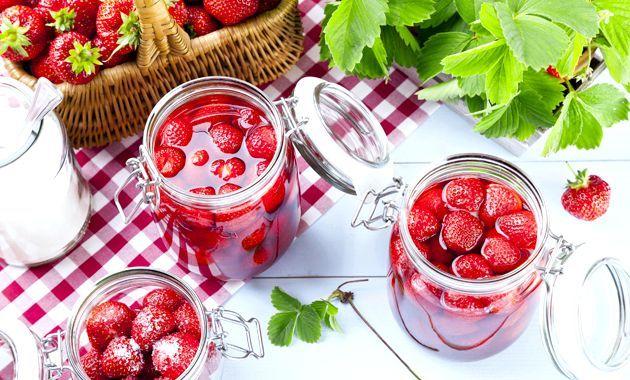 Варення з полуниці: рецепти