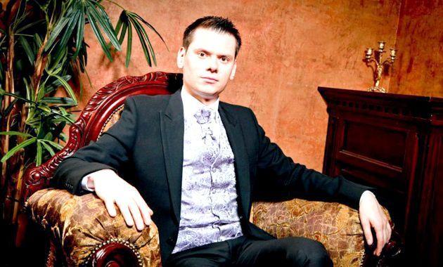 Ведучий і тамада владимир Меркушев