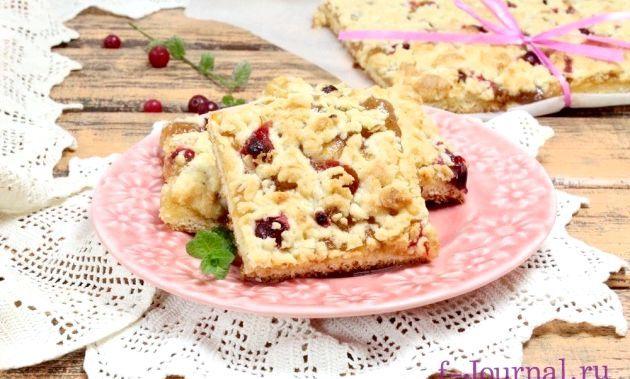 Віденське печиво з варенням