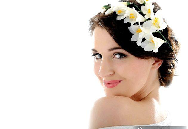 Весняний весільний макіяж