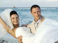 Весілля в ласкавих обіймах природи