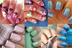 Весна 2014 - тенденції модного манікюру