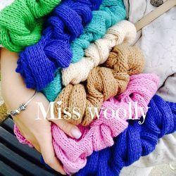 Вибір і покупка шарфа і шапки на зиму