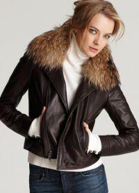 Вибір модного жіночого куртки