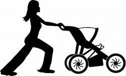 Вибираємо дитячу коляску в перший раз