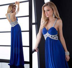 Вибираємо модне випускне плаття