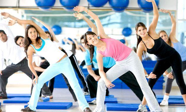 Види фітнес тренувань