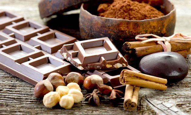 Види шоколаду - класифікація і кращі марки